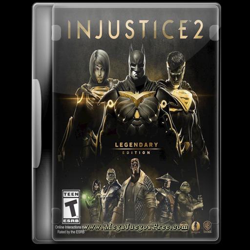 Injustice 2 Full Español