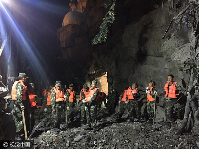 Τουλάχιστον 13 νεκροί από τα φονικά 7 Ρίχτερ στην Κίνα