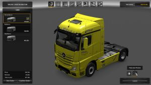 Ploj Skin for Mercedes MP4