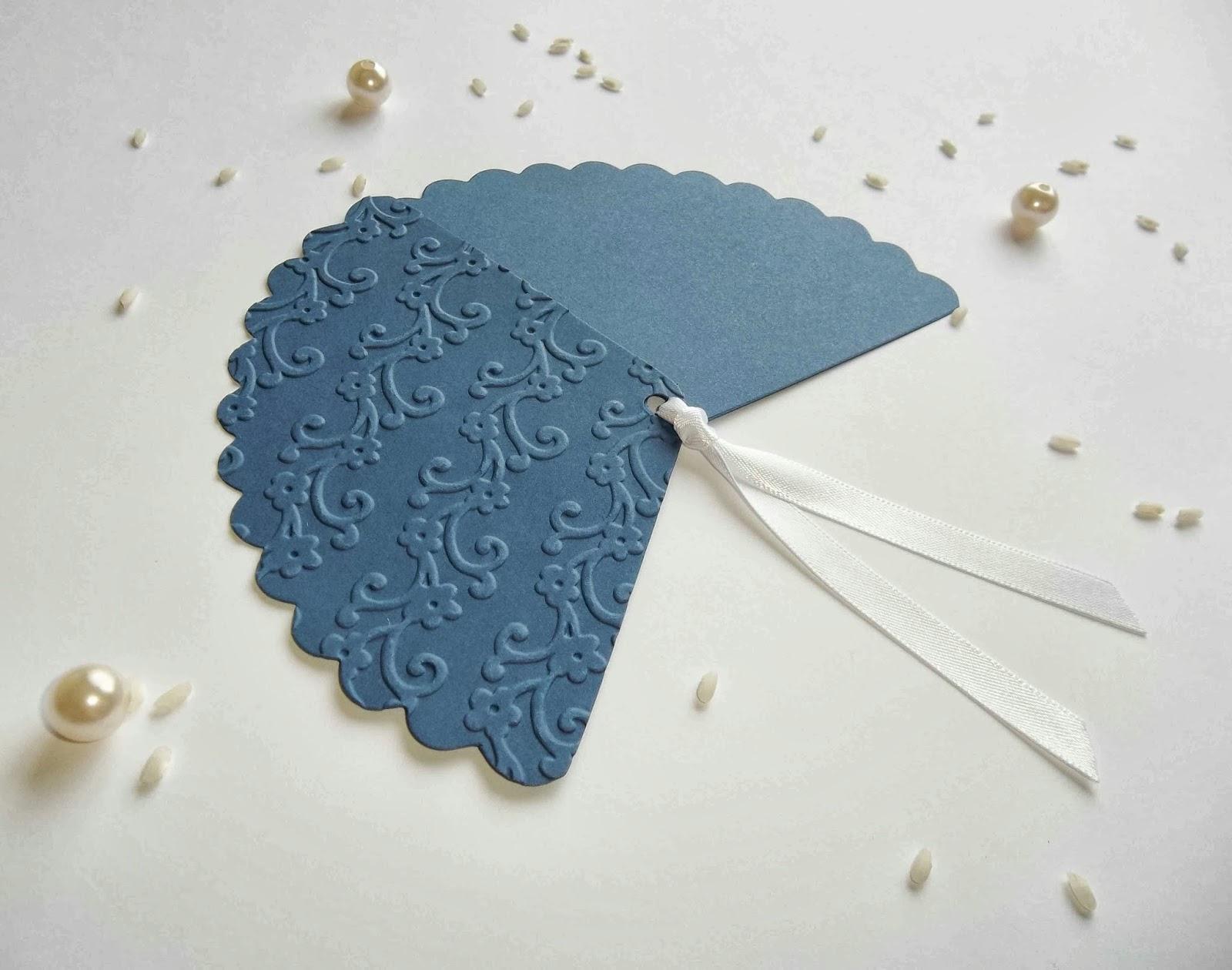 Conosciuto Sara Crea: Matrimonio in blu: partecipazioni eleganti blu, ideali  OI31