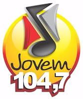 Rádio Jovem Palmas 104,7 de Palmas TO