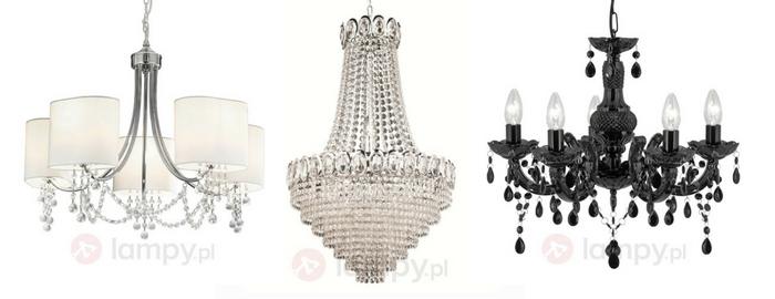 Najmodniejsze lampy do salonu