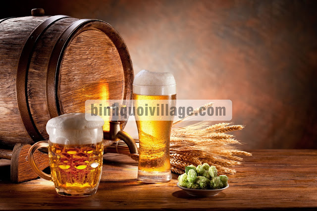 lợi ích của bia
