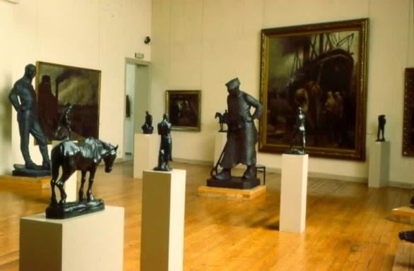 Museus Reais de Belas Artes da Bélgica - Antoine Wiertz Museum