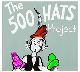 Charity Partner: 500 Hats Project