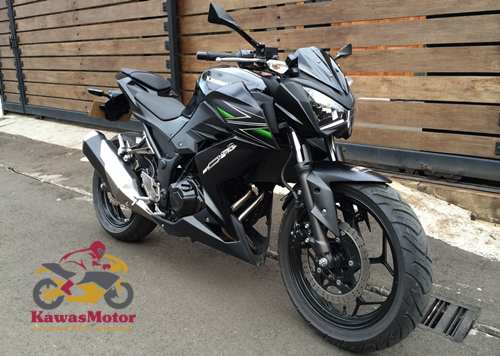 Pasaran Harga Motor Kawasaki Z250 Bekas Tahun Terbaru