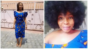 Yemi Alade beautiful in a cloth mum sowed years back (Photos)