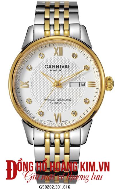 Cách nhận dạng đồng hồ Carnival fake