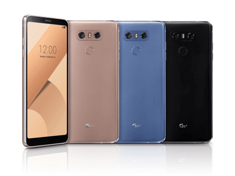 LG G6 Plus w/ 6GB RAM and 128GB ROM to officially launch in PH soon!