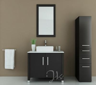 Modern Bathroom Vanities and Sinks