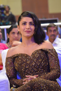 Shruti Haasan At Premam Movie Audio Launch (7).jpg