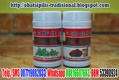 Obat Penyakit Sipilis Tradisional
