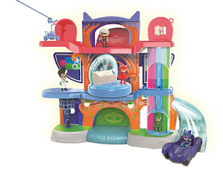 PJ Masks Headquarters Playset, PJ Masks