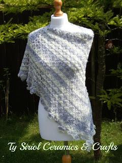 Ty Siriol shawls and wraps