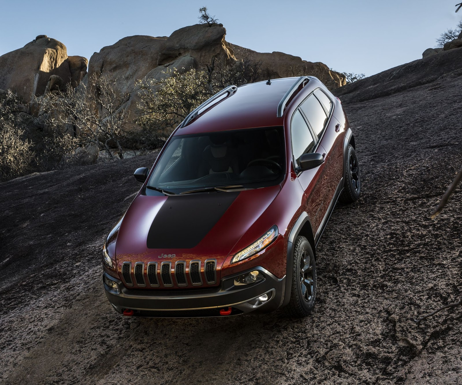 Jeep Cherokee Updated For 2018 With New Safety Tech And More