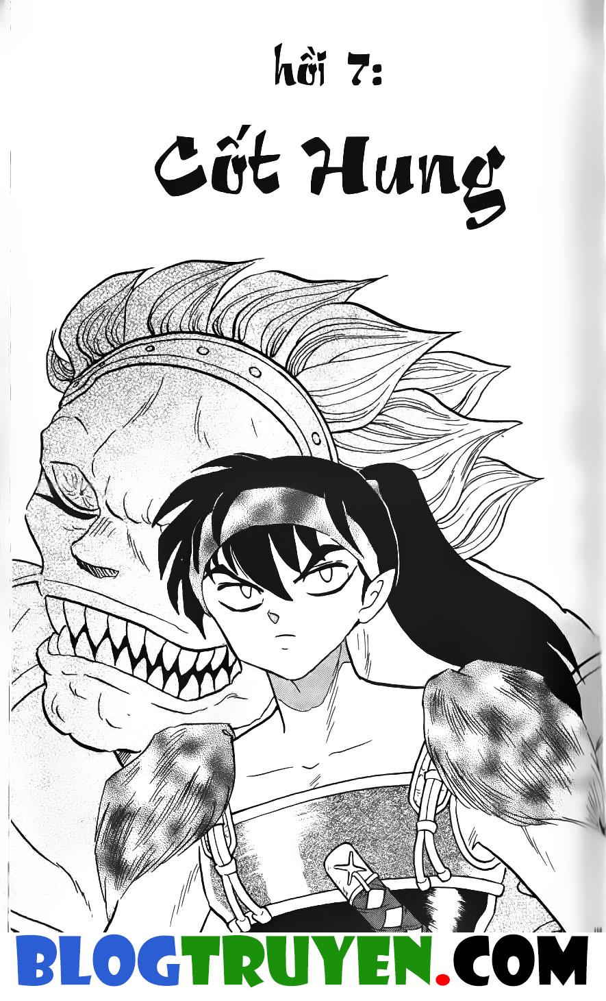 Inuyasha vol 24.7 trang 2