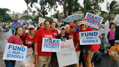 Hawaii State Teachers Association 012717