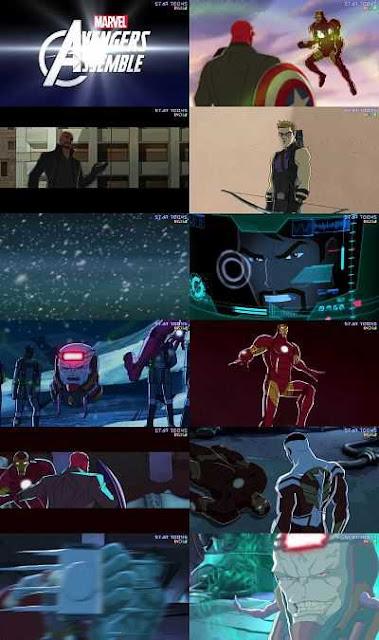Avengers Assemble Season 1