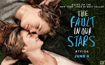 The Fault in Our Stars movie review, John Green