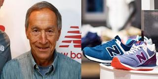 Ο γιος Έλληνα μετανάστη που έχτισε από το μηδέν μια από τις μεγαλύτερες εταιρίες αθλητικών παπουτσιών