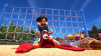 Curta da Pixar Lou
