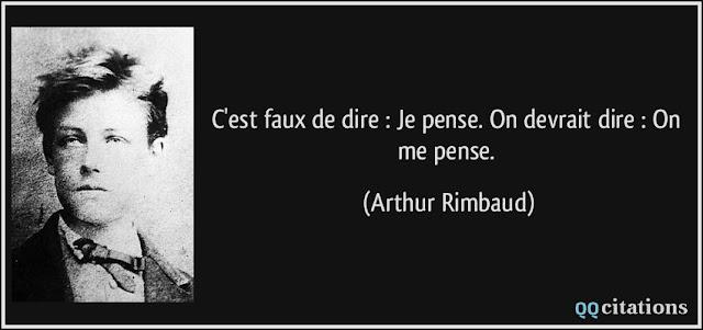 Lettre de Rimbaud à Georges Izambard du 13 mai 1871