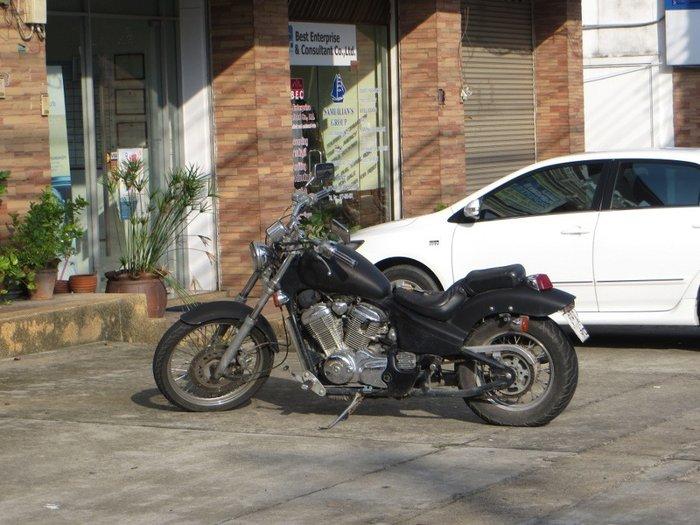 Honda Steed 400