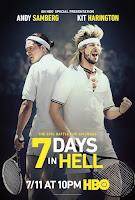 7 Days in Hell (2015) online y gratis
