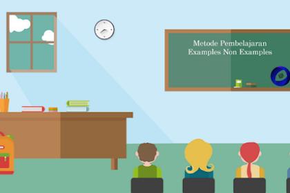 Penggunaan Model Example Non Example untuk Pembelajaran Kalam