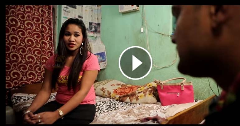 Sathi Ki Shreemati  Hot And Romance  Nepali Short Film-6721