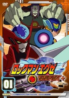 Rockman.EXE Beast Plus