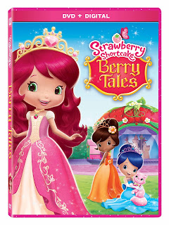 Strawberry Shortcake Berry Tales DVD