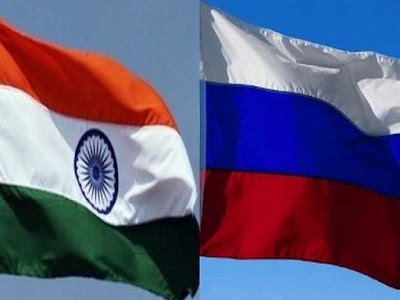 India and Russia Signed MoU