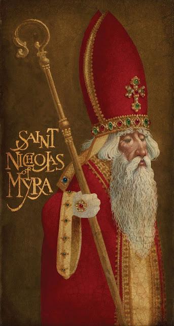 Saint Nicholas - Santa Clause