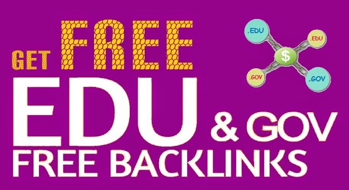 How To Get Unlimited .Edu/.Gov Authority Backlinks For Free In 2016