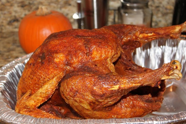 How to fry a Turkey safely for Thanksgiving Day recipe  This is a fried turkey recipe