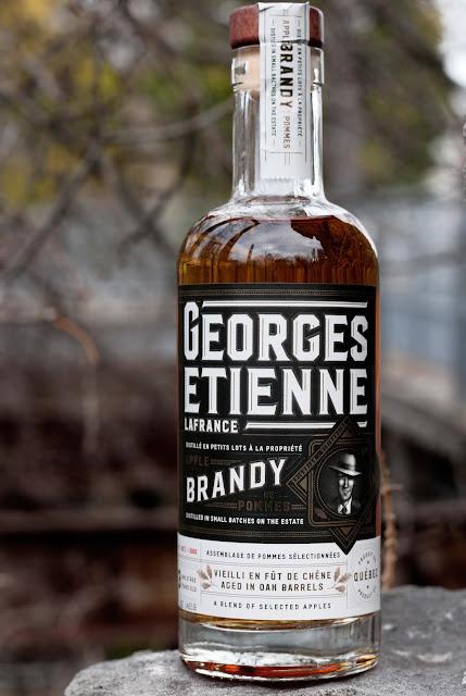 10-meilleurs-spiritueux-quebecois,idee-cadeau-noel,brandy,brandy-de-pomme-george-etienne,domaine-lafrance,madame-gin