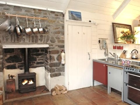 English seaside cottage interiors