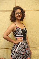 Actress Aditi Myakal Looks gorgeous in Sleeveless Deep Neck Top at Ami Tumi success meet ~  Exclusive 185.JPG