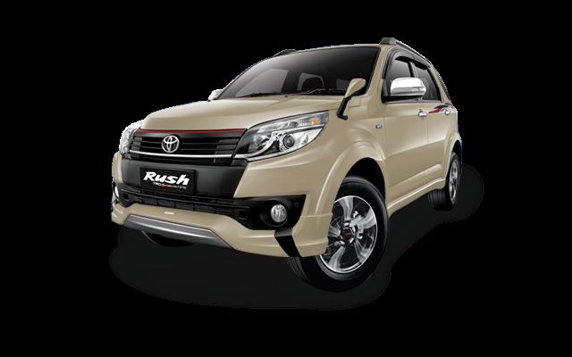 Harga Grand New Avanza Tahun 2016 2017 Modifikasi Pilihan Warna Toyota Rush - Nasmoco Semarang