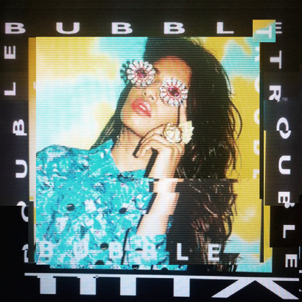 M.I.A. - Double Bubble Trouble - Single Cover