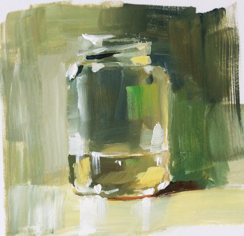 Image Result For Contemporary Painting Tutorial