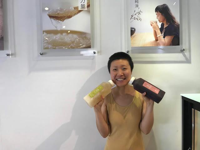 8more好朋友梓瑩分享有能量的超濃白木耳飲
