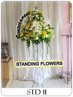 Jual bunga di Alam Sutera Serpong