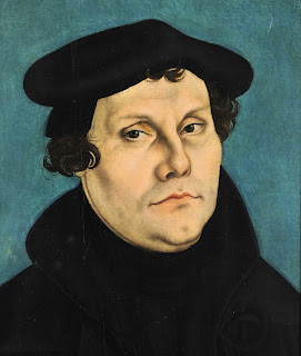 Martin Luther, whom Leo X believed was a heretic