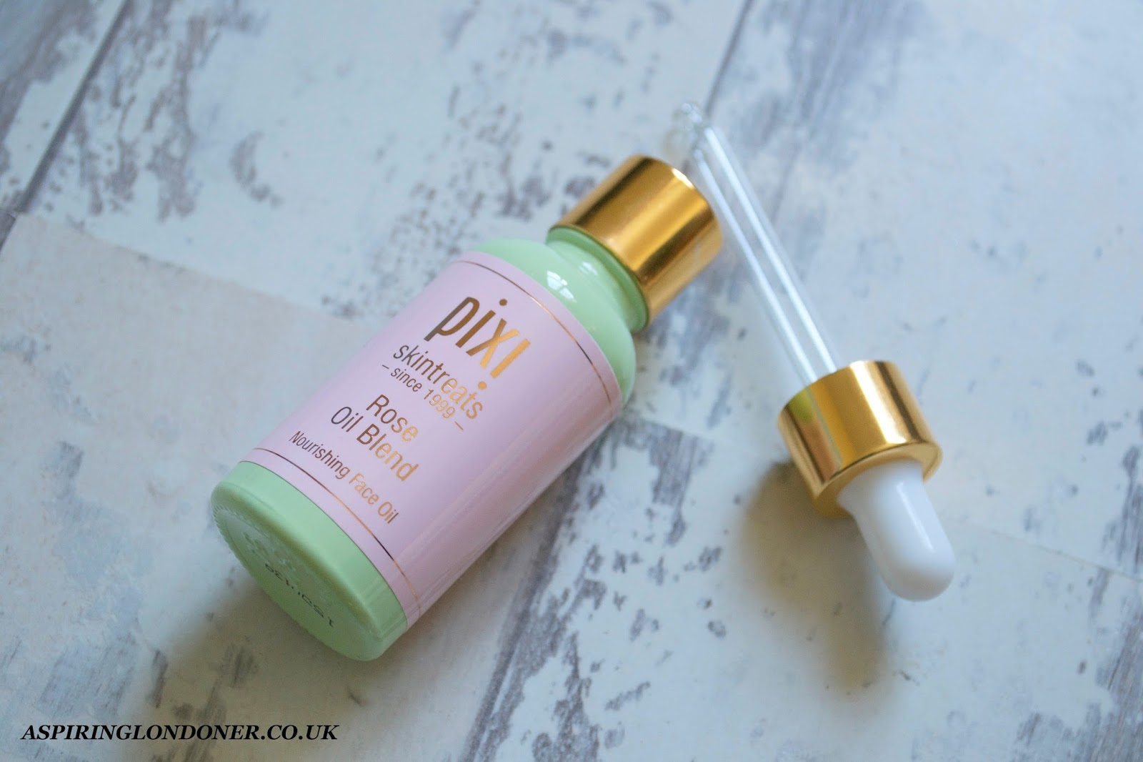 Pixi Rose Oil Blend - Aspiring Londoner