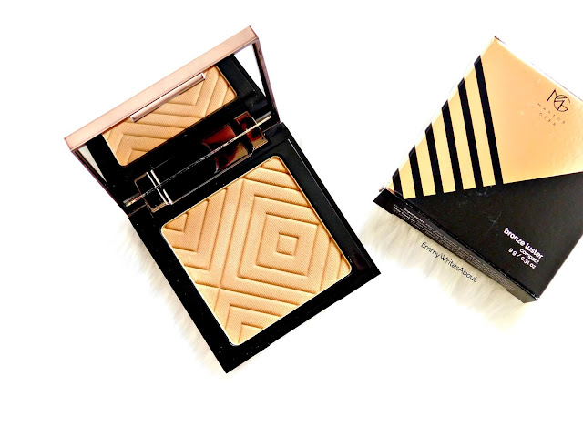 Makeup Geek Bronzer Lustre Bronzer Sunkissed  Review