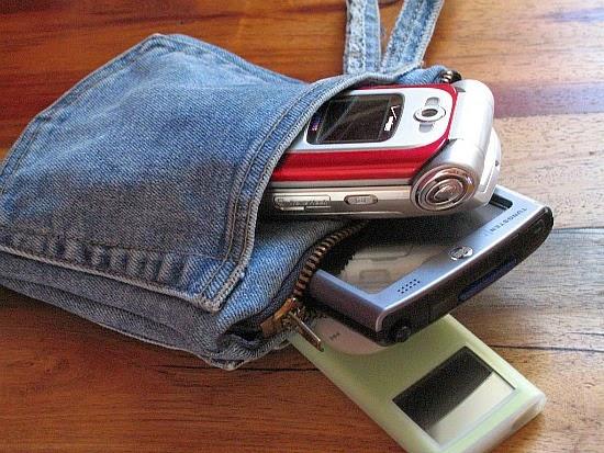 Ide Kreatif Memanfaatkan Celana Jeans