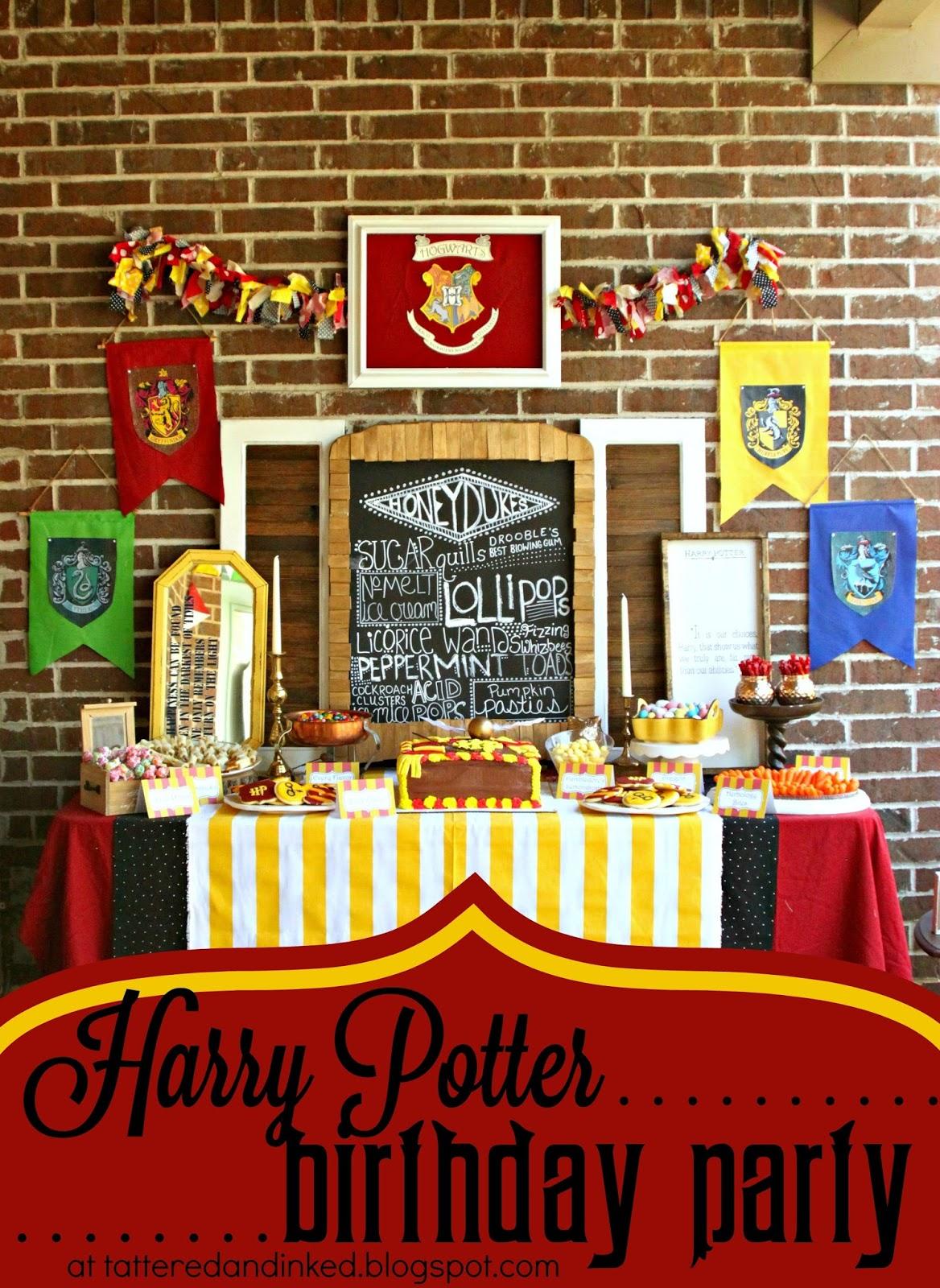 harry potter birthday - photo #8