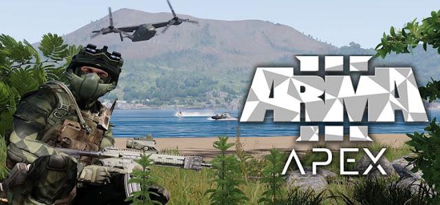 Baixar Arma 3 Apex (PC) 2016 + Crack